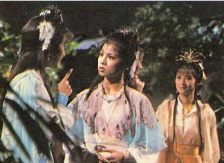 TVB 1984年苗侨伟、翁美玲版《楚留香之蝙蝠传奇》